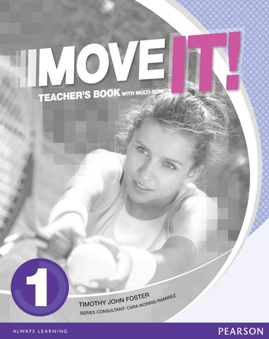 Move it! 1 Teacher's Book & Multi-Rom Pack