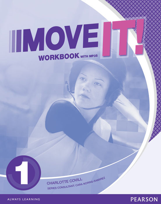 Move it! 1 Workbook & MP3 Pack