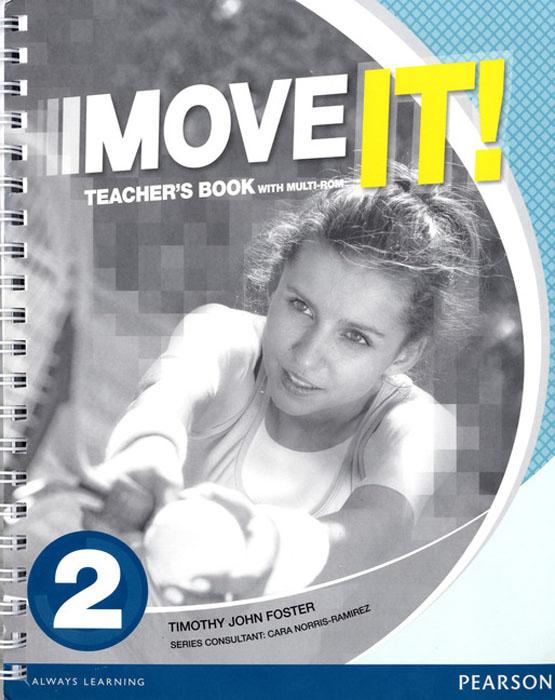 Move it! 2 Teacher's Book & Multi-Rom Pack