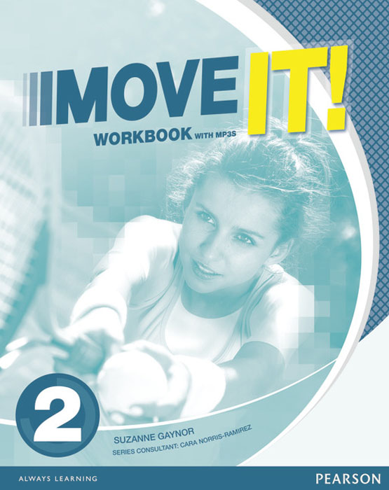 Move it! 2 Workbook & MP3 Pack