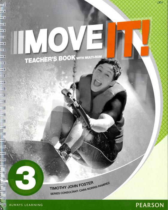 Move it! 3 Teacher's Book & Multi-Rom Pack