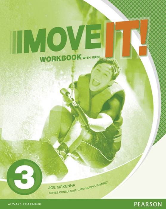 Move It! 3 Workbook & MP3 Pack