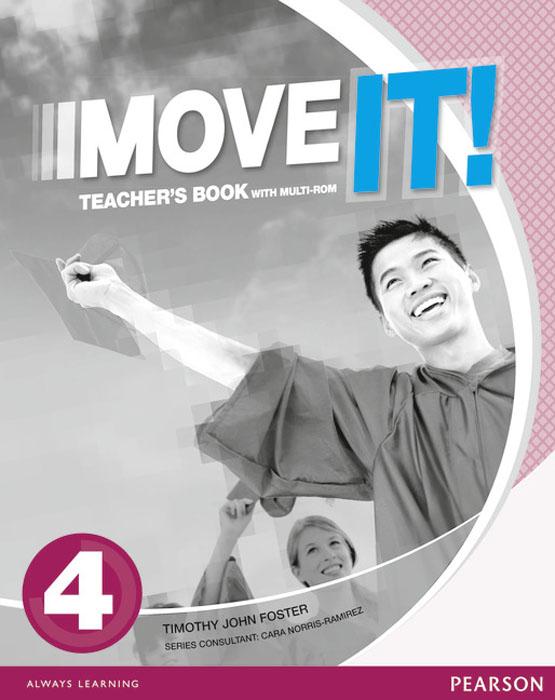 Move it! 4 Teacher's Book & Multi-Rom Pack
