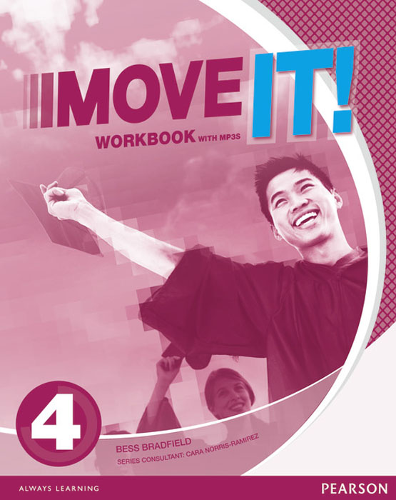 Move it! 4 Workbook & MP3 Pack