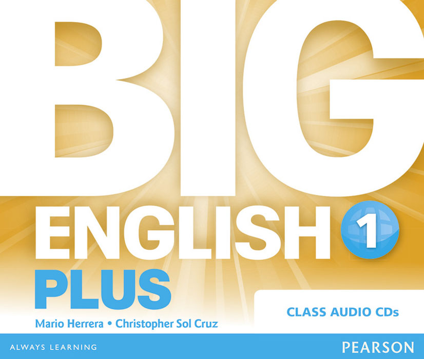 Big English Plus: Level 1: Class Audio CD jp 19 10 фигурка клоун pavone