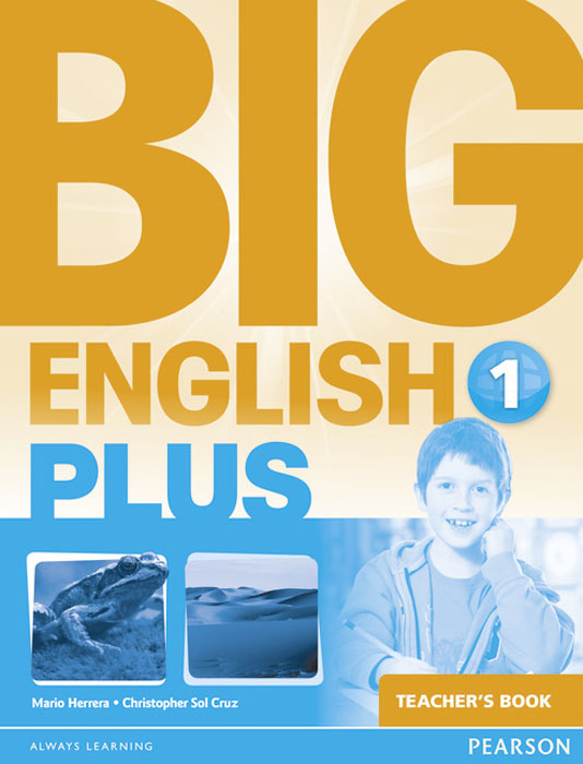 Big English Plus: Level 1: Teacher's Book big english stand up
