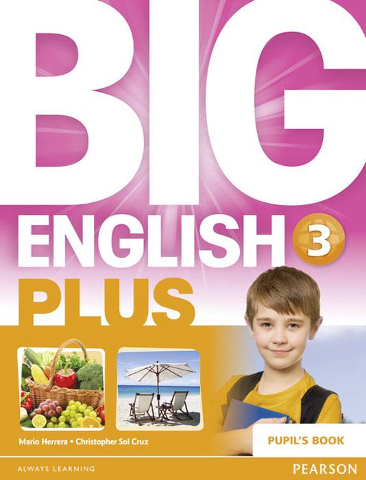 Big English Plus: Level 3: Pupil's Book