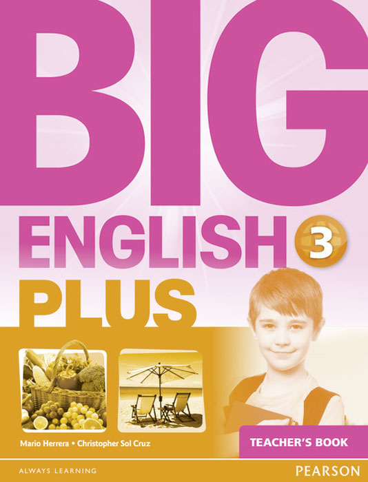 Big English Plus: Level 3: Teacher's Book big english stand up