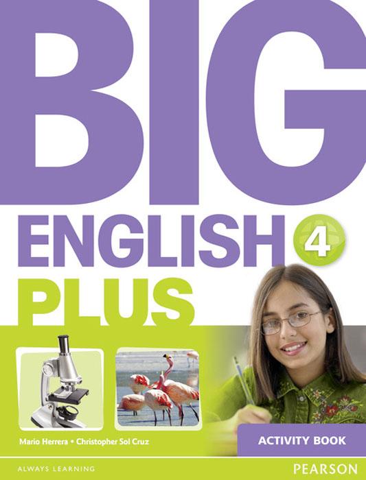 Big English Plus: Level 4: Activity Book big english plus level 6 activity book