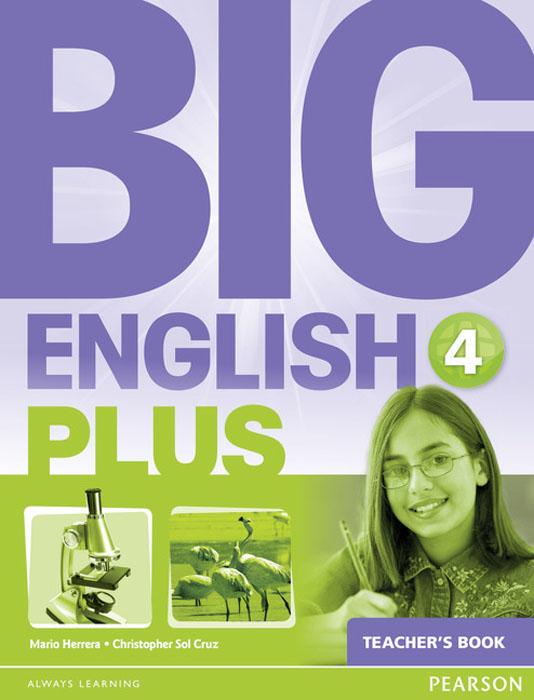 Big English Plus: Level 4: Teacher's Book