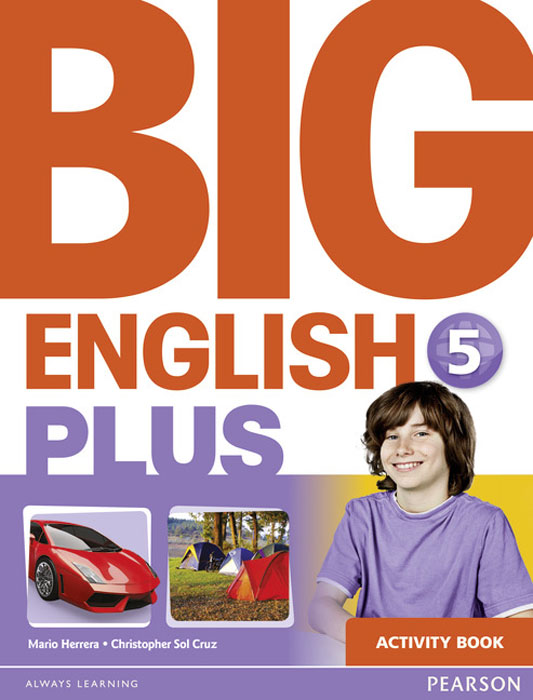Big English Plus: Level 5: Activity Book g b viotti 3 duos for 2 cellos op 30