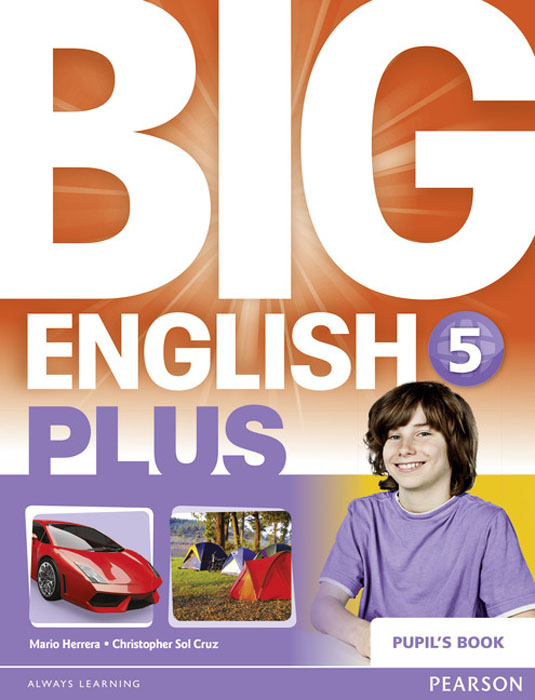 Big English Plus: Level 5: Pupil's Book