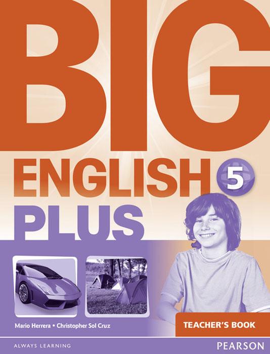 Big English Plus: Level 5: Teacher's Book big english plus 5 class cd