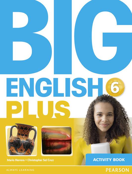Big English Plus: Level 6: Activity Book big english plus level 6 activity book
