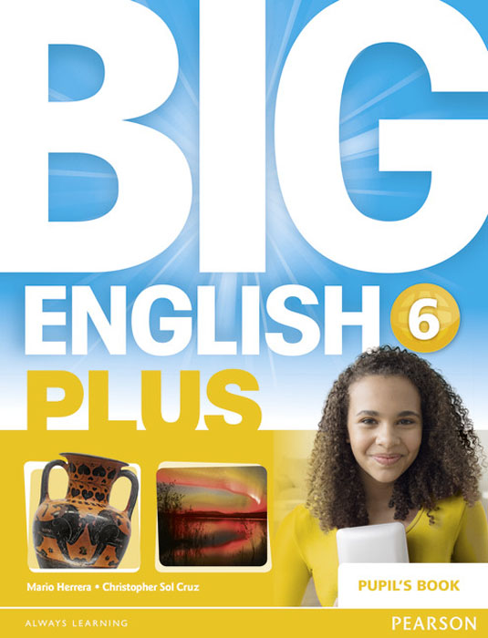 Big English Plus: Level 6: Pupil's Book big english stand up
