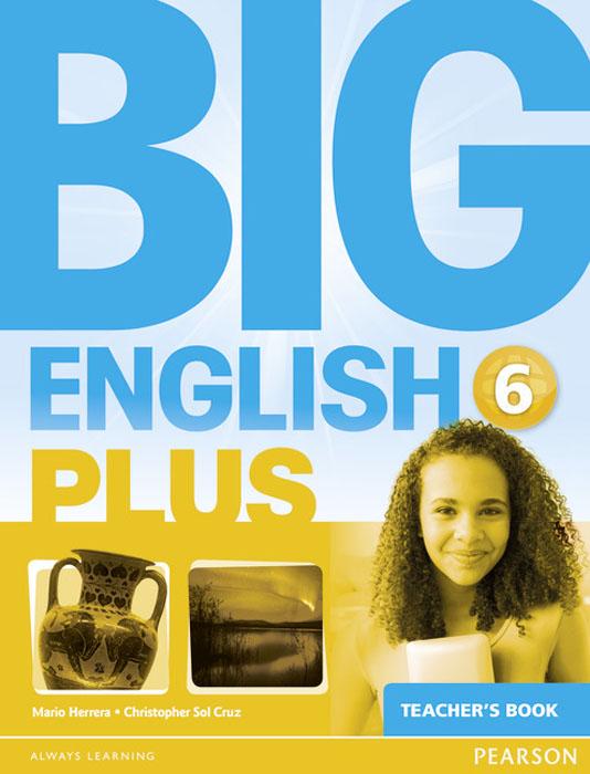 Big English Plus: Level 6: Teacher's Book big english plus level 6 activity book