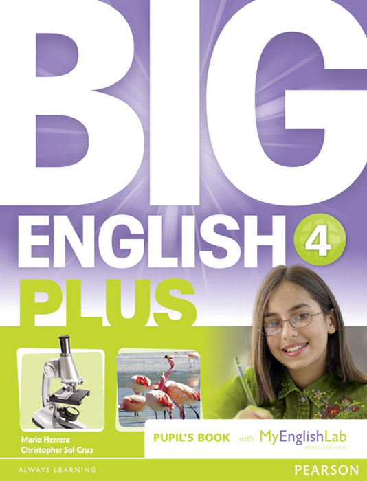 Big English Plus: Level 4: Pupil's Book with MyEnglishLab Access Code Pack g b viotti 3 duos for 2 cellos op 30