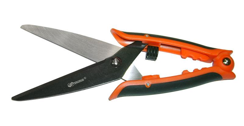 Ножницы-кусторезы Skrab, садовые 27 см ножницы садовые skrab универсальные 200 мм