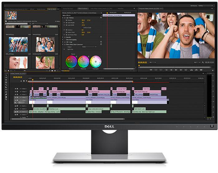 Монитор Dell UltraSharp UP2516D, Black