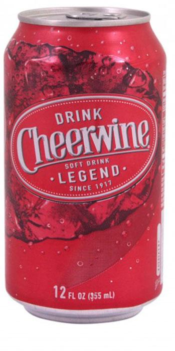 Cheerwine Originl напиток газированный, 355 мл цена