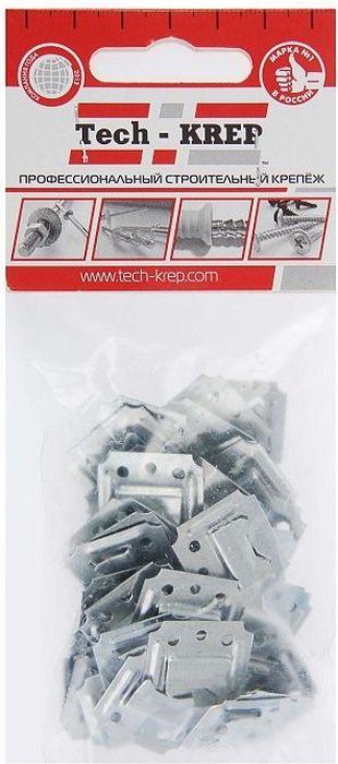 все цены на Крепеж для вагонки Tech-Krep, 6 мм, 45 шт онлайн
