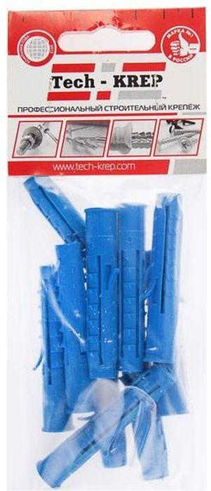 Фото - Дюбель распорный Tech-Krep Чапай, полипропиленовый, 6 х 35 мм, 50 шт дюбель 10х50 ус распорный полипропиленовый 20 шт сибртех