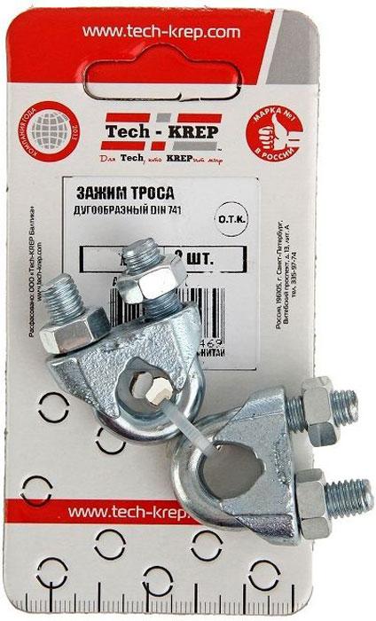 Зажим для каната Tech-Krep
