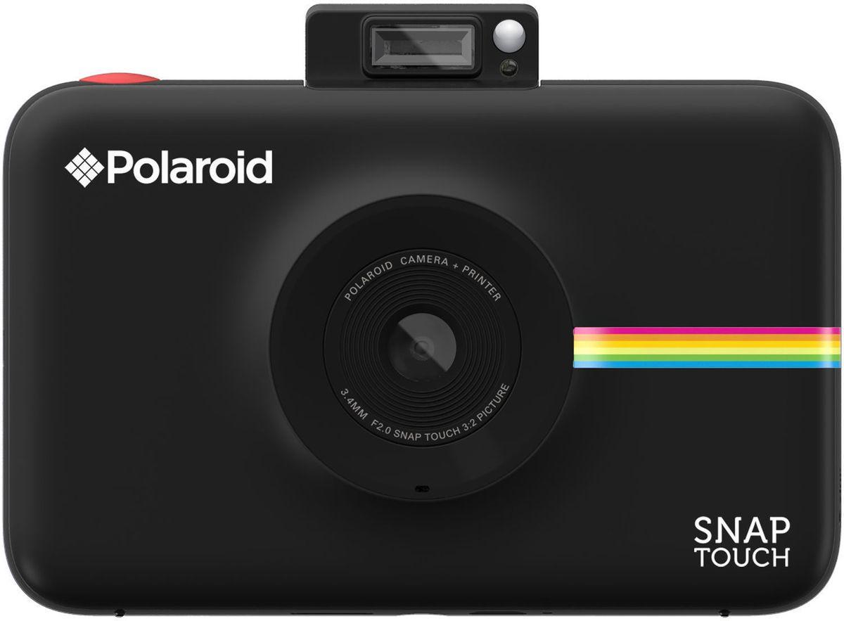 лучшая цена Polaroid Snap Touch, Black моментальная фотокамера