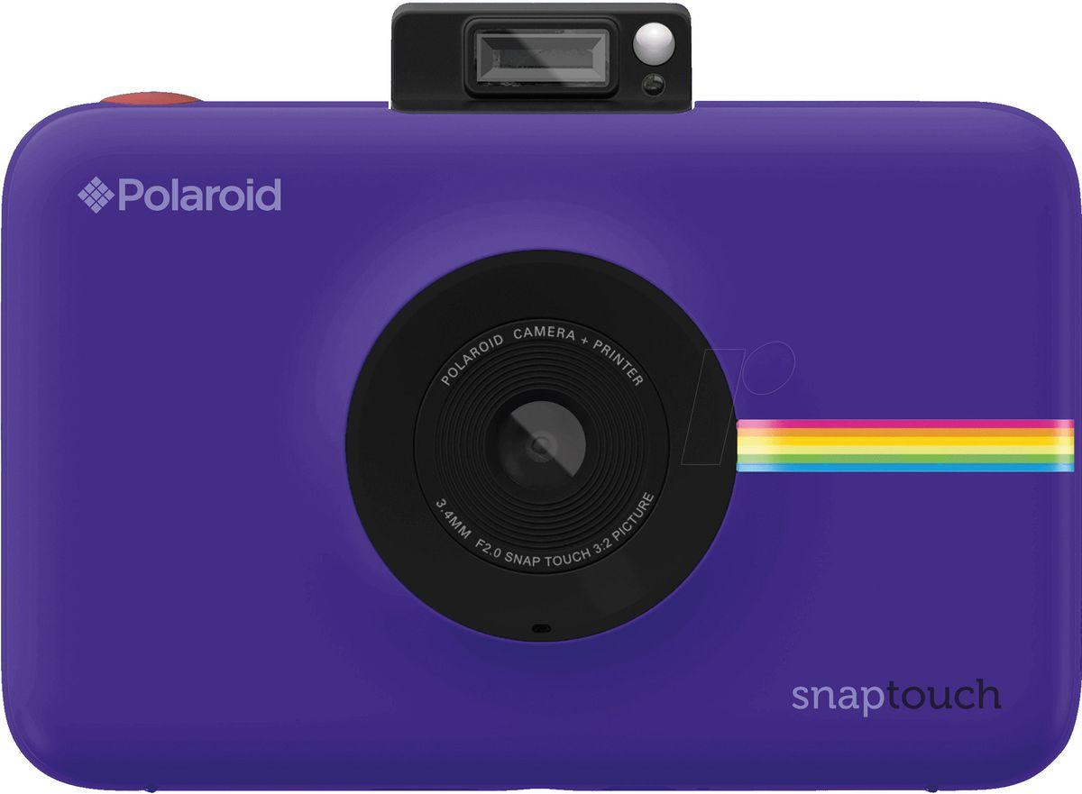 лучшая цена Polaroid Snap Touch, Purple моментальная фотокамера
