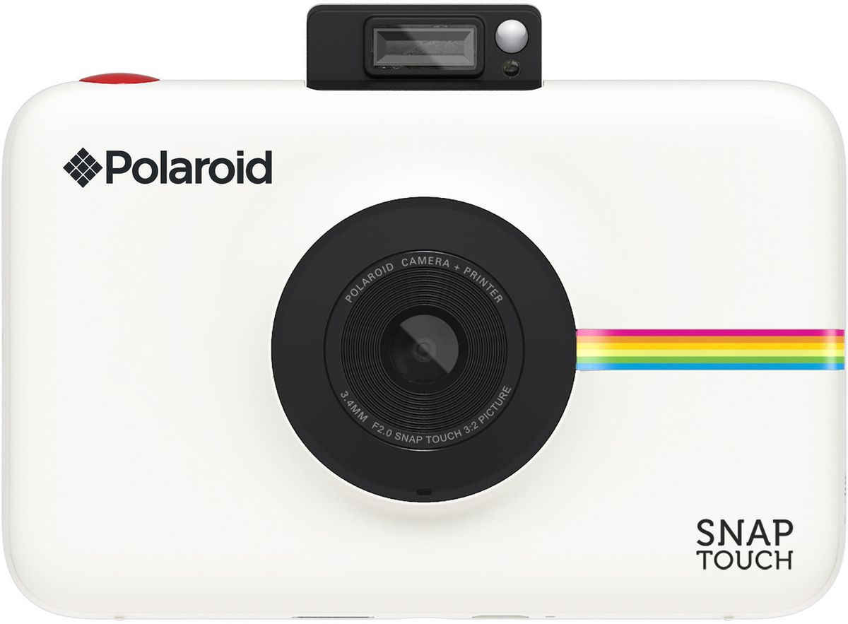 лучшая цена Polaroid Snap Touch, White моментальная фотокамера