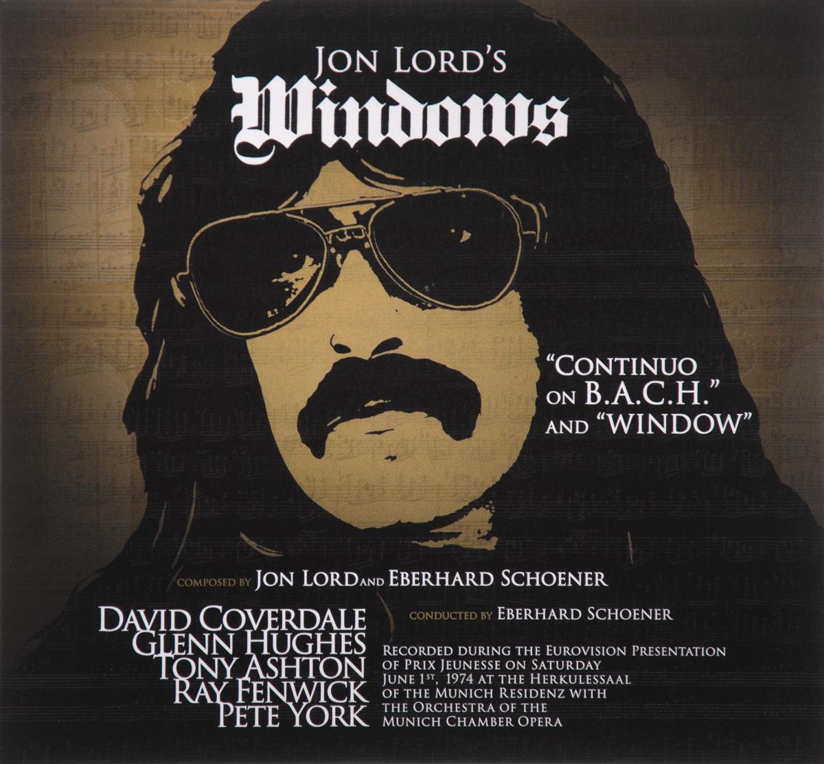 Эберхард Шоенер Jon Lord, Eberhard Schoener. Lords Windows