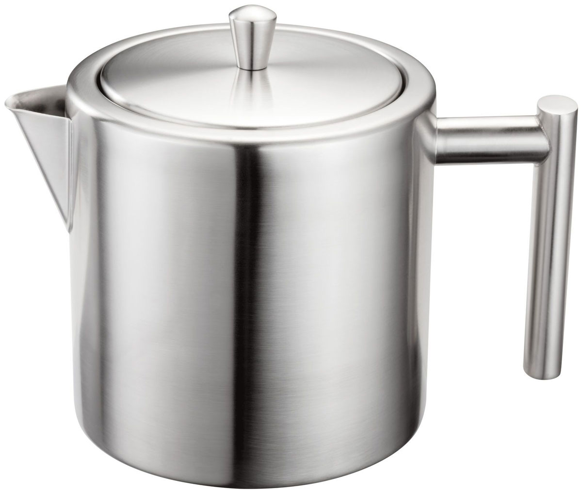 Чайник заварочный Silampos Oslo, цвет: матовая сталь, 1 л. 41281318SM92