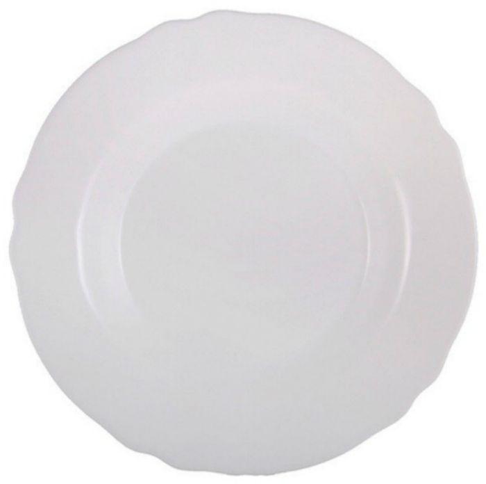 Тарелка суповая Luminarc Луи XV, диаметр 23 см тарелка luminarc луи xv 24см обеденная стекло