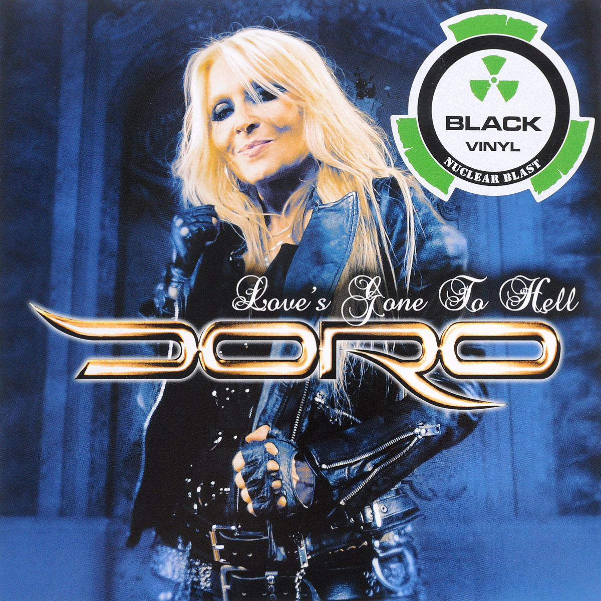 Doro Doro. Love's Gone To Hell (LP) цена и фото