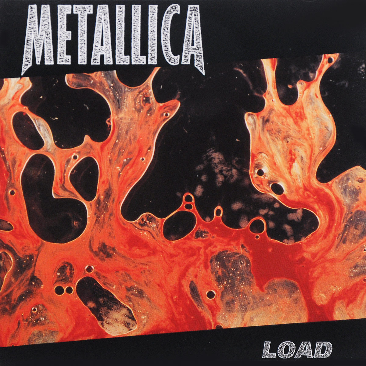Metallica Metallica. Load metallica garage inc
