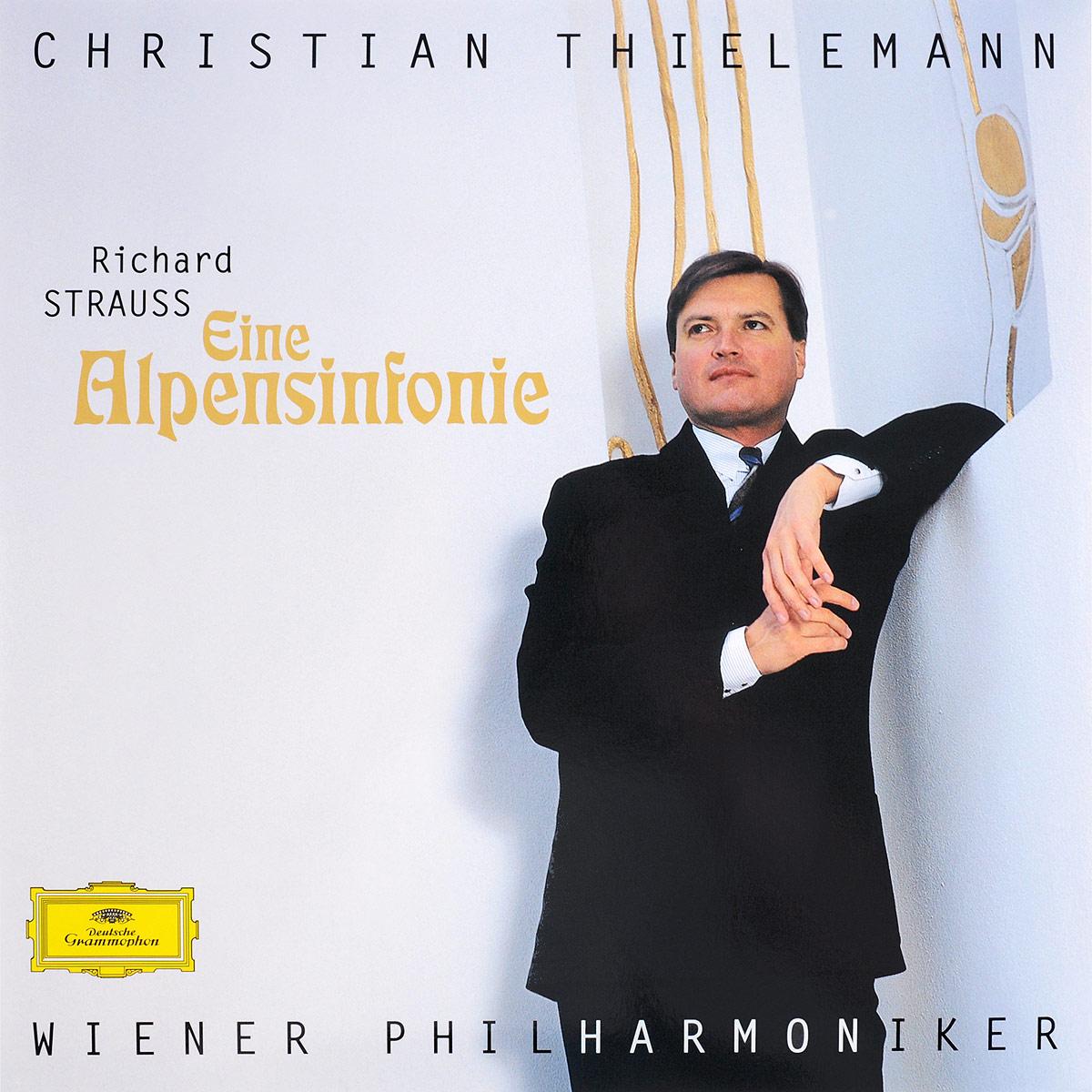 цена на Кристиан Тильманн,Wiener Philharmoniker Orchestra Christian Thielemann. Richard Strauss. Eine Alpensinfonie (LP)