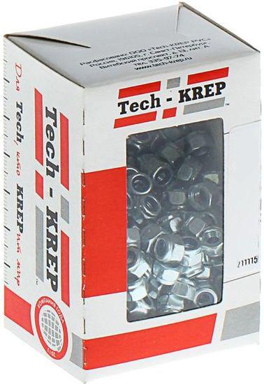 Гайка оцинкованная Tech-Krep