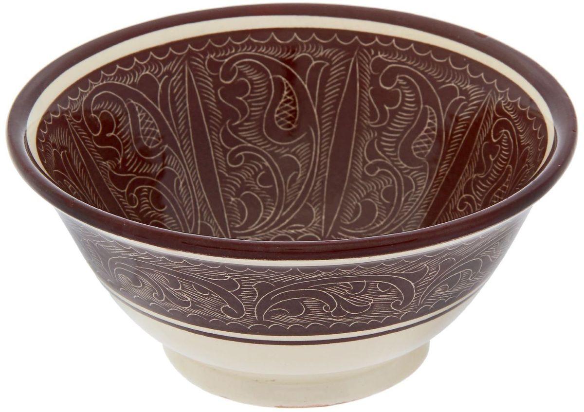 """Коса """"Риштанская керамика"""", диаметр 18 см. 1923448"""
