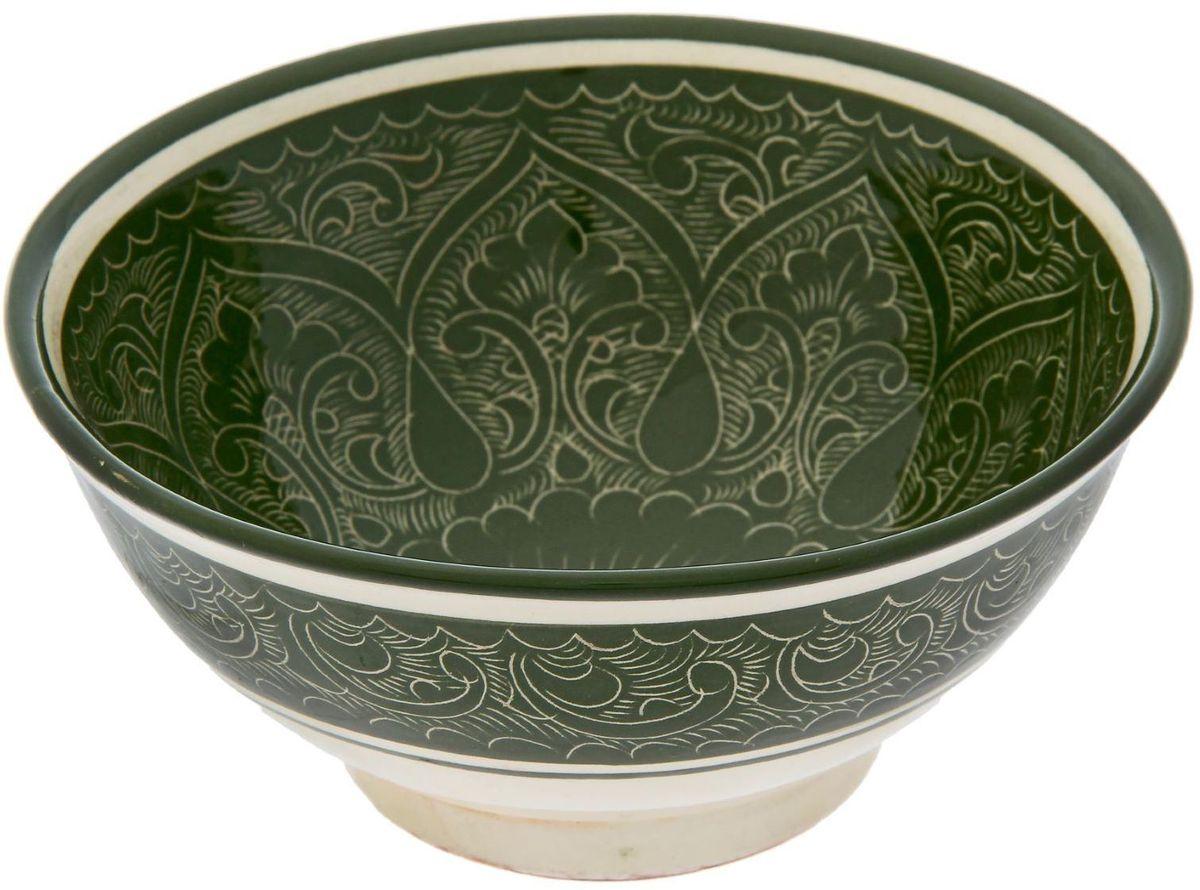 """Коса """"Риштанская керамика"""", диаметр 15,5 см. 1923450"""