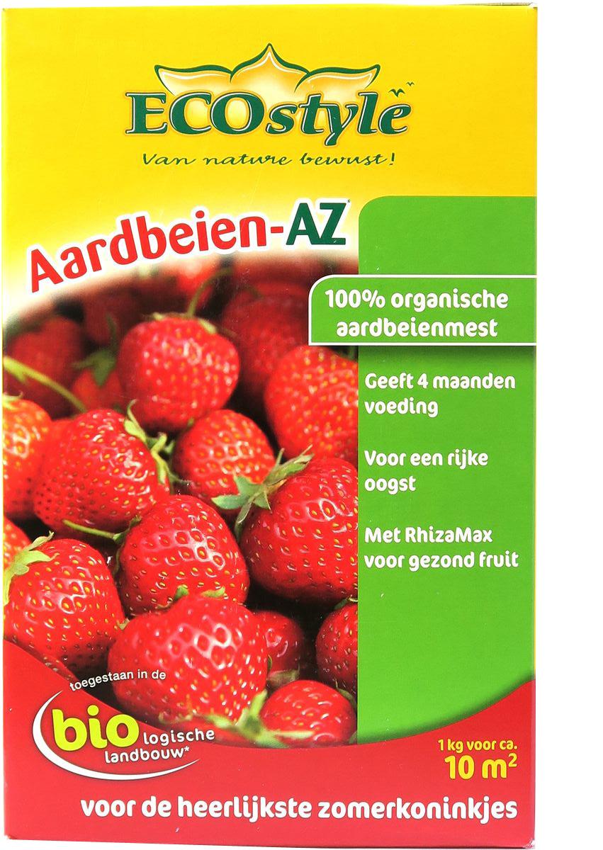 Удобрение натуральное органическое EcoStyle, для ягодных и фруктовых культур, 1 кг на 10 м2 ecostyle ecostyle shell для nokia x