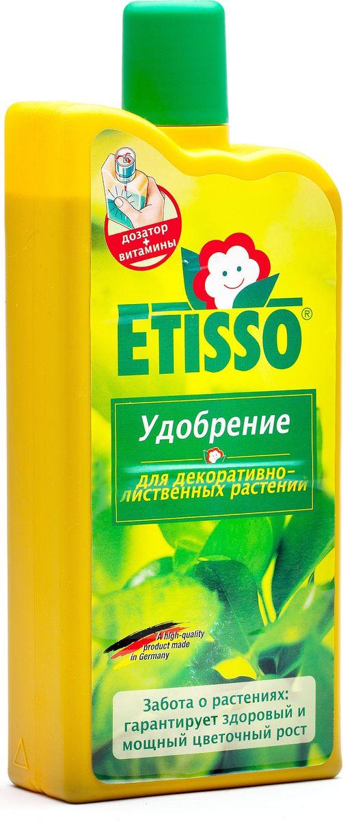 Удобрение Etisso, для декоративно-лиственных растений, 1000 мл удобрение для декоративно лиственных растений 285 мл