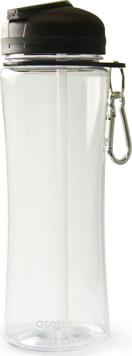 Бутылка Asobu Triumph sport bottle, цвет: прозрачный, 720 мл