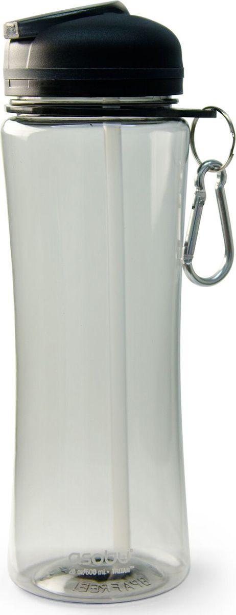 Бутылка Asobu Triumph sport bottle, цвет: серый, 720 мл