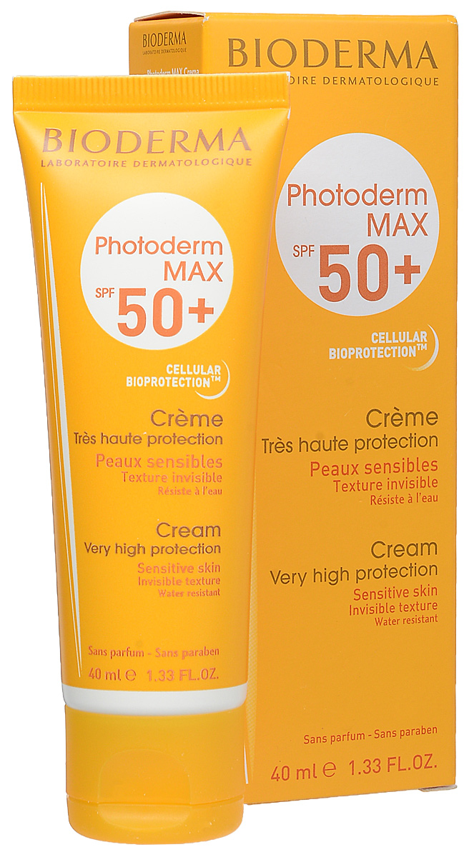 Bioderma МАХ крем для лица Photoderm SPF 50 bioderma photoderm max