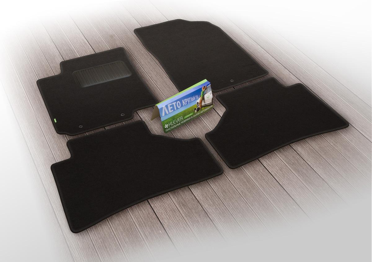 Коврики в салон автомобиля Klever Standard, для Lada Granta 2011->, седан, 4 шт коврики в салон автомобиля klever standard для lada priora 2007 хэтчбек седан 4 шт