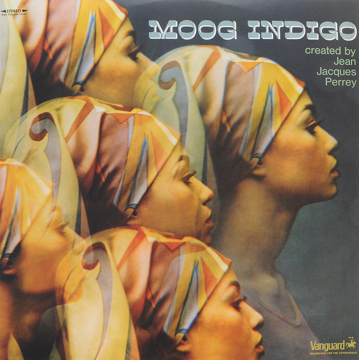 лучшая цена Жан Жак Перри Jean Jacques Perrey. Moog Indigo (LP)