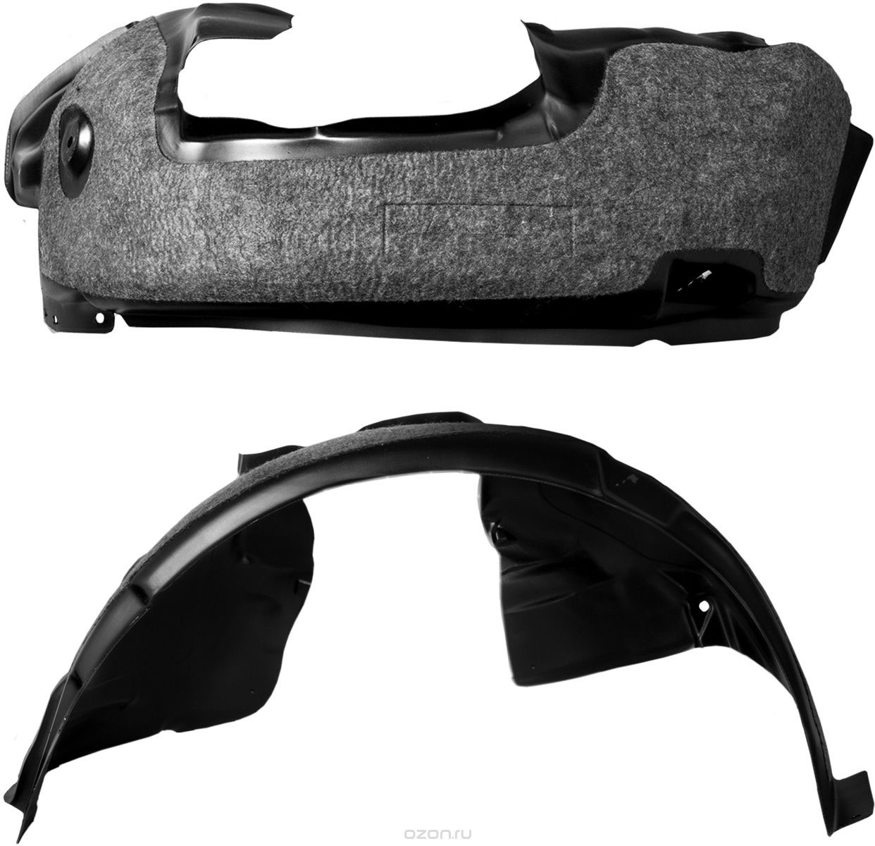 цены Подкрылок Totem с шумоизоляцией, для Lifan Myway, 2017->, кроссовер, передний правый