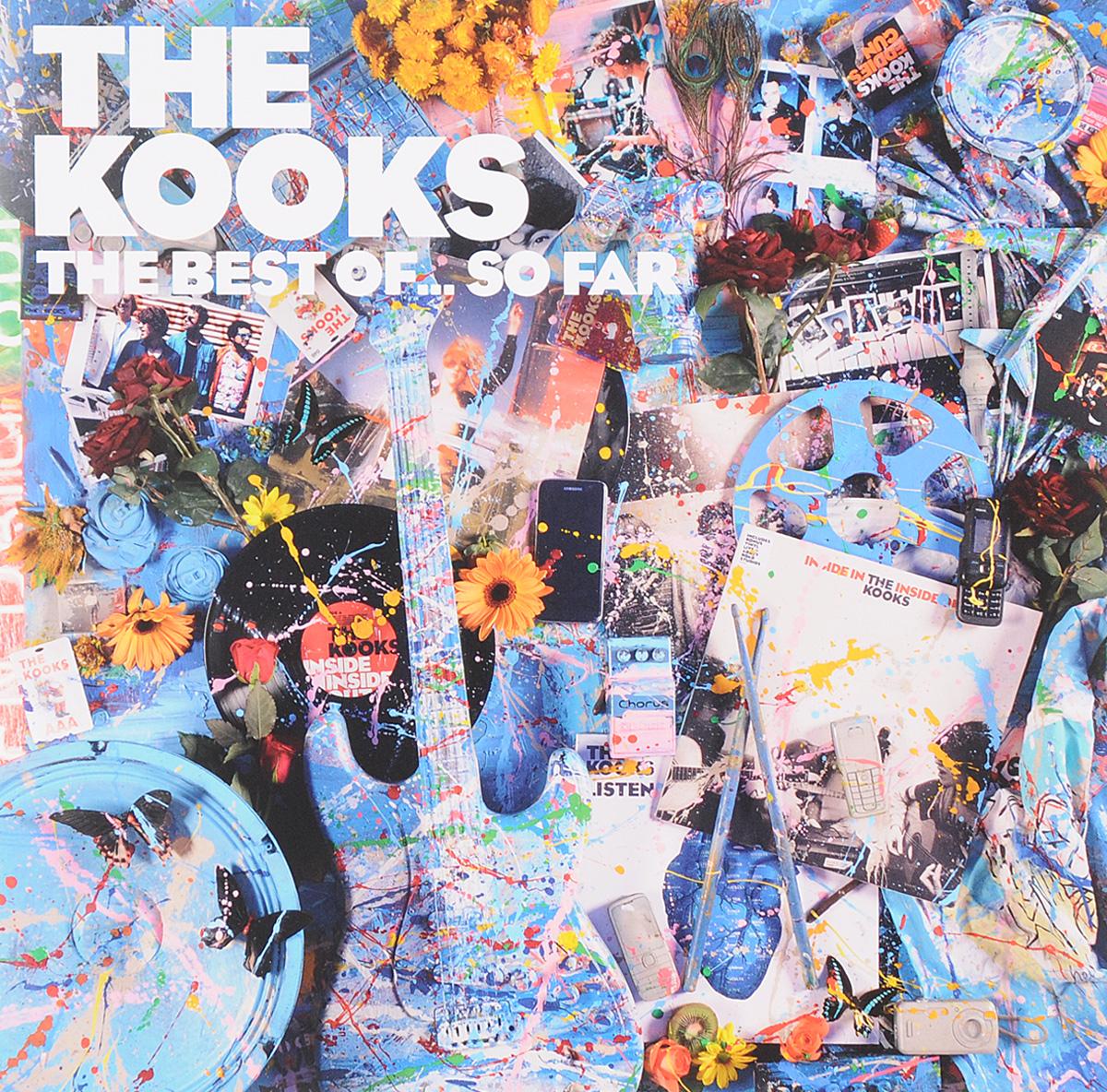 The Kooks The Kooks. The Best Of... So Far (2 LP) supertramp the story so far