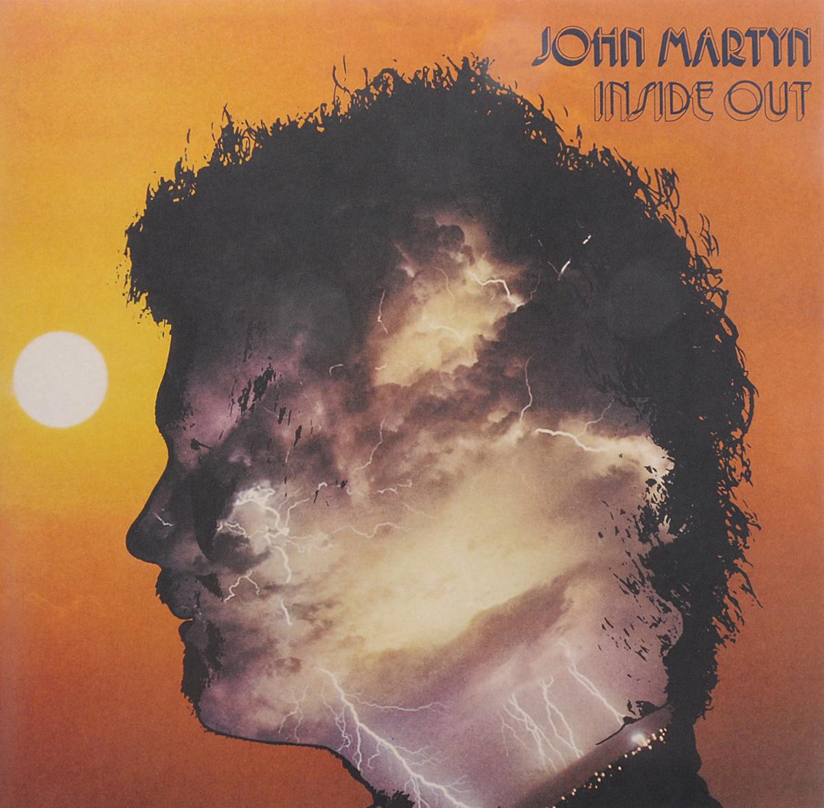 Джон Мартин John Martyn. Inside Out (LP) джон мартин john martyn sapphire 2 lp