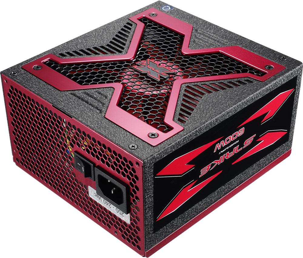 Блок питания компьютера Aerocool Strike-X 600